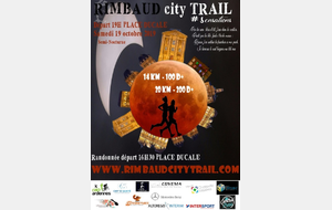 Rimbaud City Trail 2019